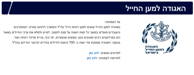 ElAl Donate Points 1