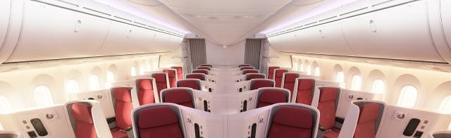 Hainan Boeing 787-9 Business Class 2