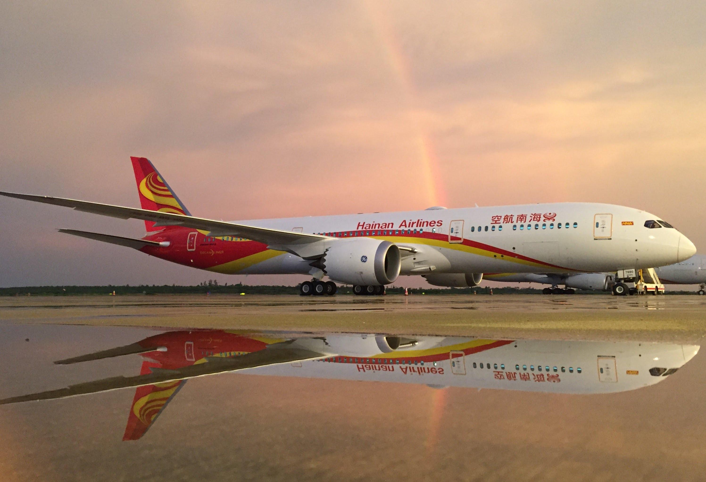 Hainan Boeing 787-9