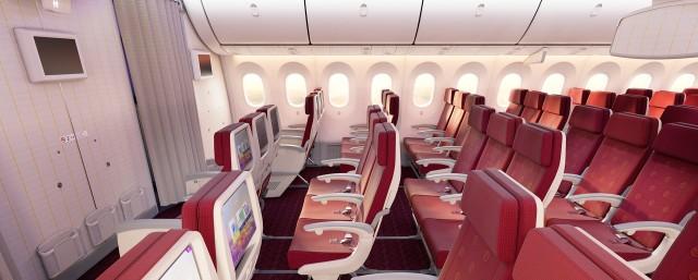 Hainan Boeing 898-9 Economy Class