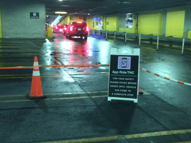 Uber Boston Airport 2