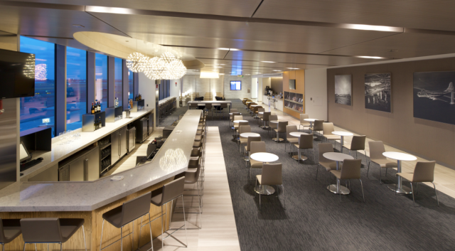 United Club Lounge 3