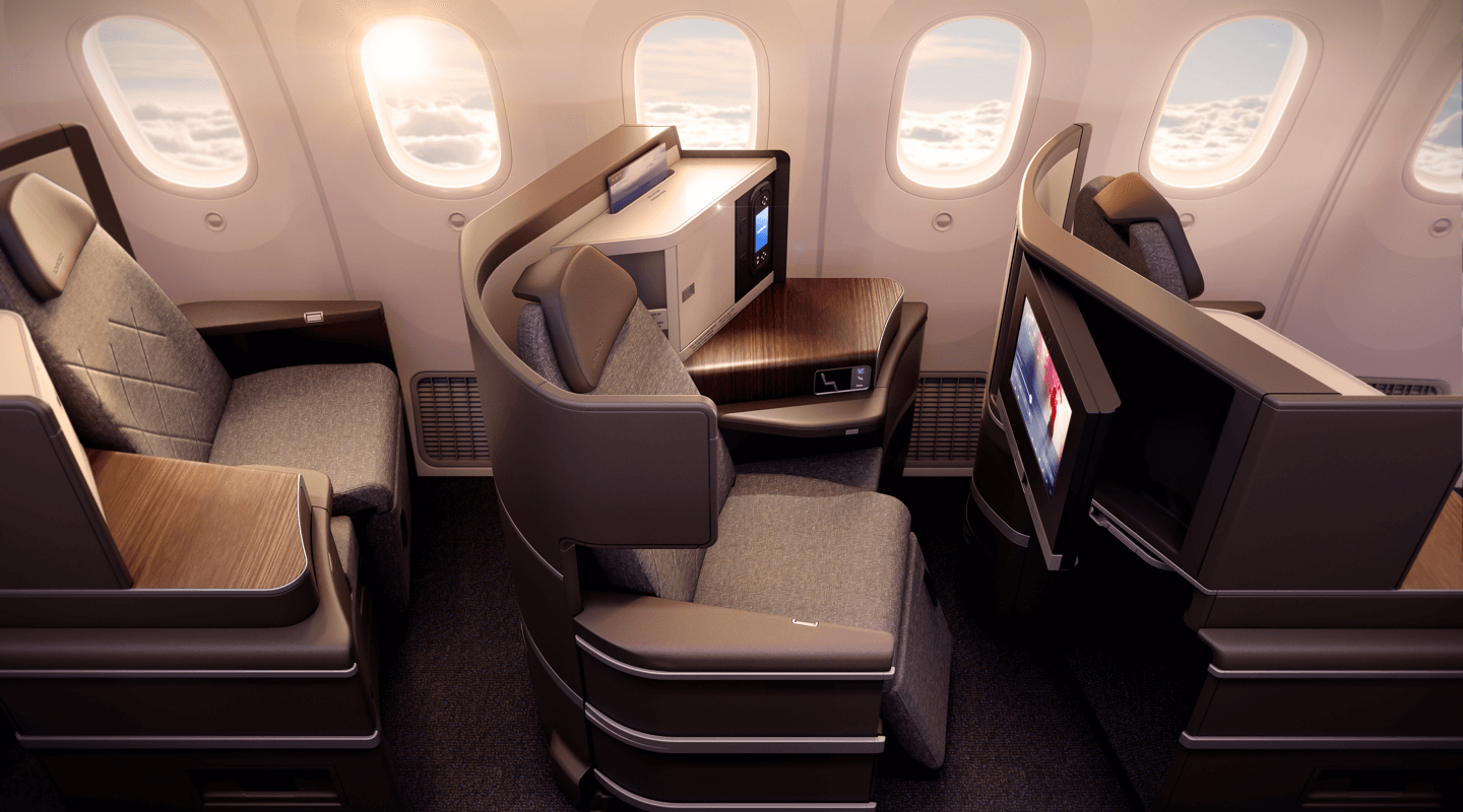 ElAl Dreamliner Business Class 4