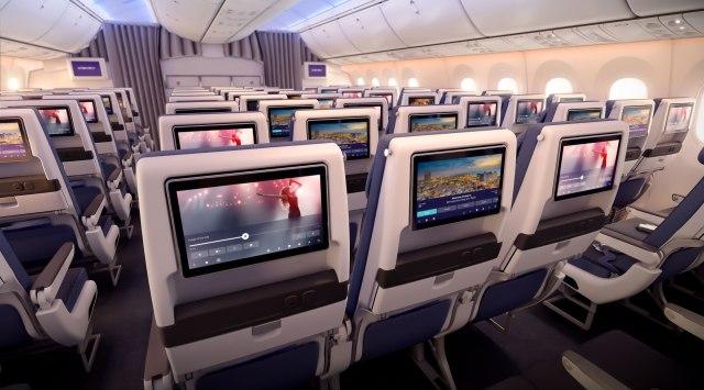 ElAl Dreamliner Economy 2