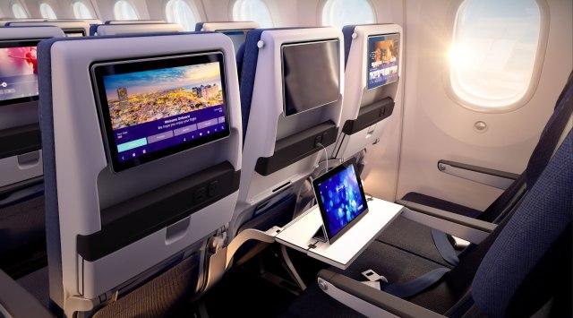 ElAl Dreamliner Economy 5