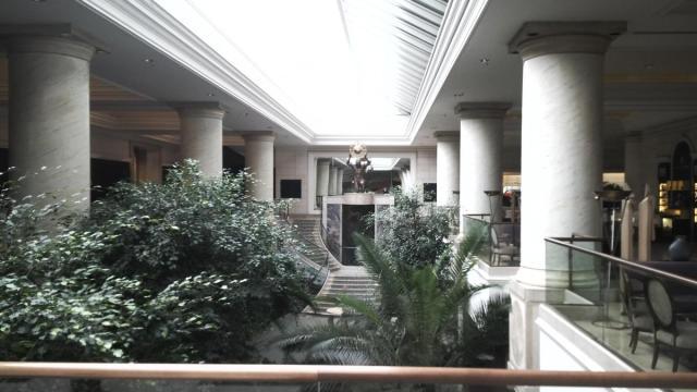 Hyatt Regency Belgrade Lobby