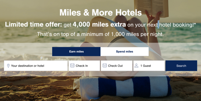 M&M Hotel Booking Bonus