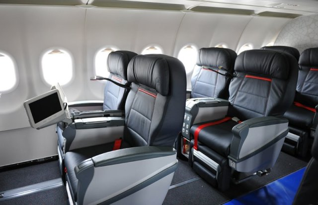 Turkish Regional Business Class