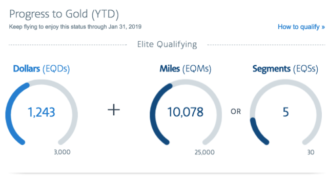 AAdvantage Status Update July17