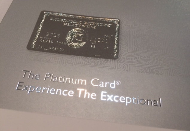 Amex Platinum Package 1