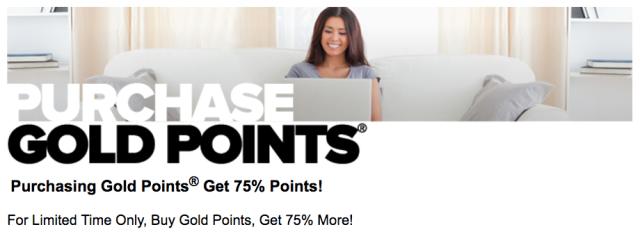 Buy CC Points - July 17