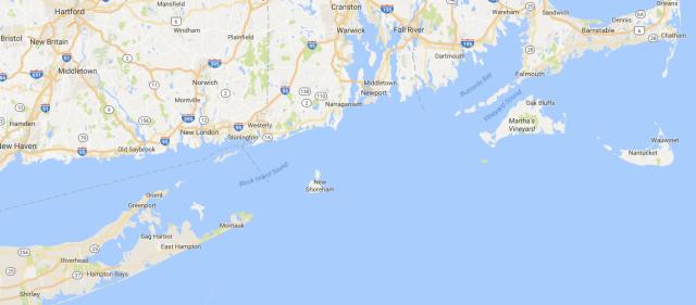 Downeaster Alexa Map