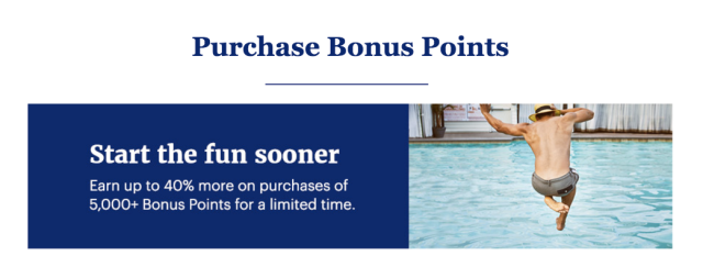 Hyatt Buy Points July 2017