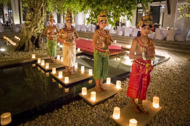 Park Hyatt Siem Reap Event