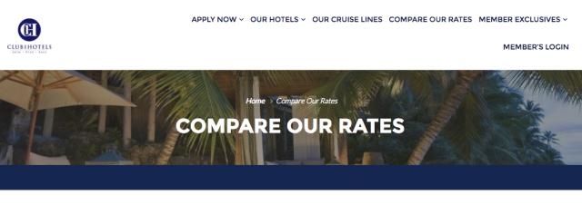 C1H Compare Rates