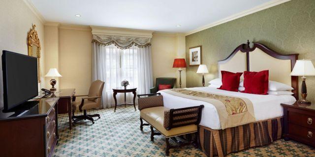IC Willard Washington Random Guest Room