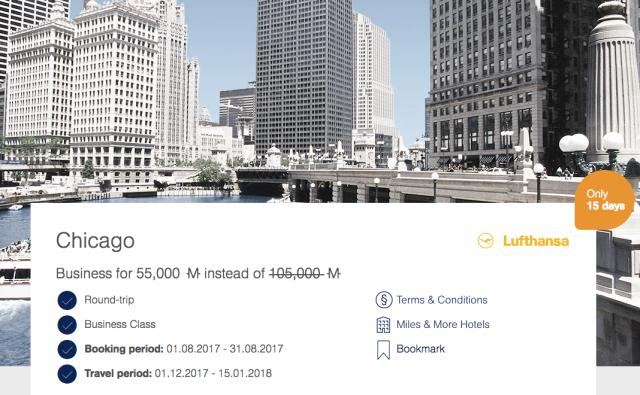 MileageBargains Prague to Chicago