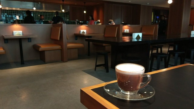 Cathay Lounge - BKK Airport