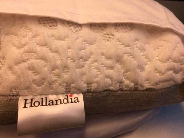 ElAl 789 Premium Economy - Pillow