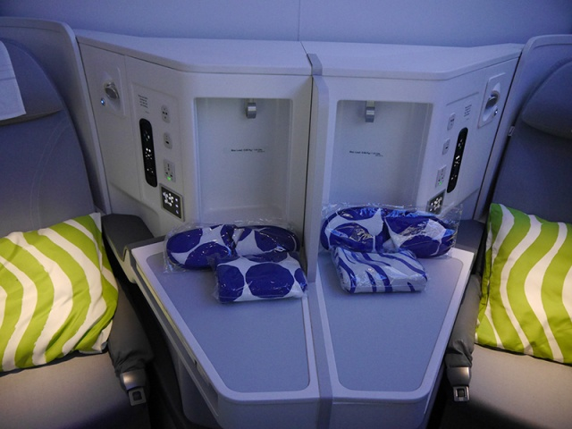 Finnair A350 Business Class 2