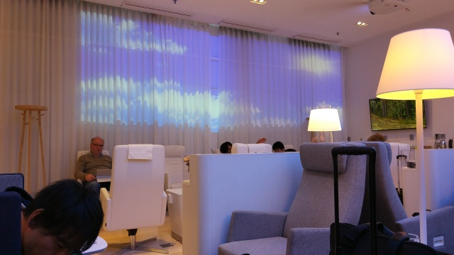 Finnair Premium Lounge o2
