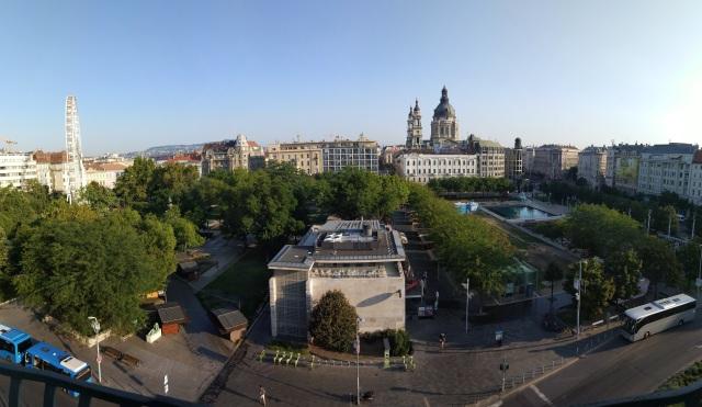 Ritz Budapest View