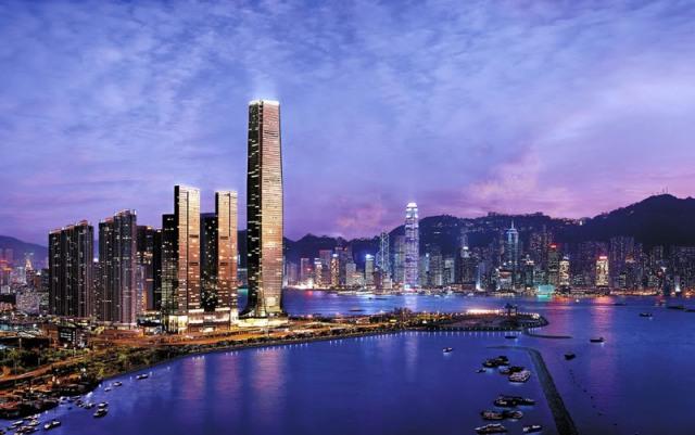 ICC Building HK 1