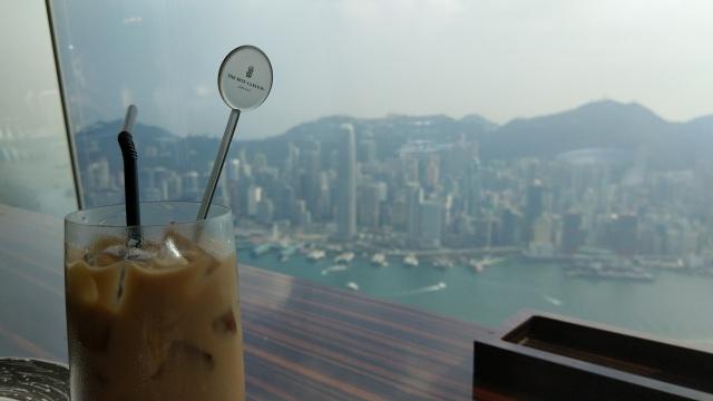 Ritz Carlton HK Lounge 2