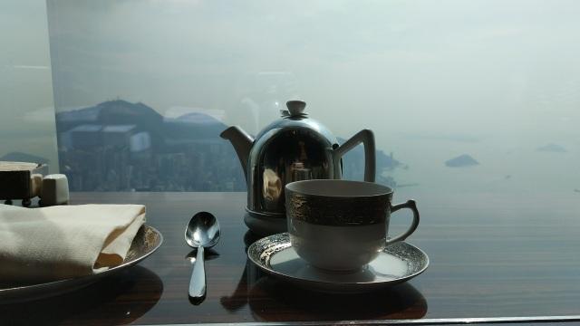 Ritz Carlton HK Lounge 4