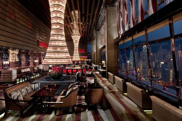 Ritz Carlton HK Lounge 6