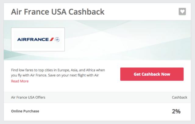 TCB Air France US Site