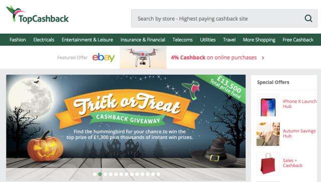TCB:UK Homepage