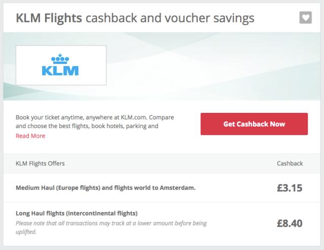 TCB:UK KLM