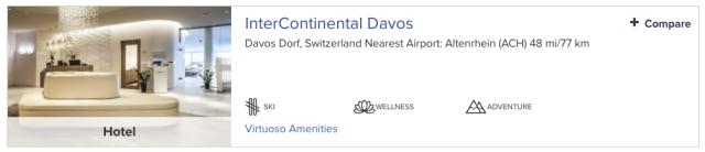 Virtuoso IC Davos