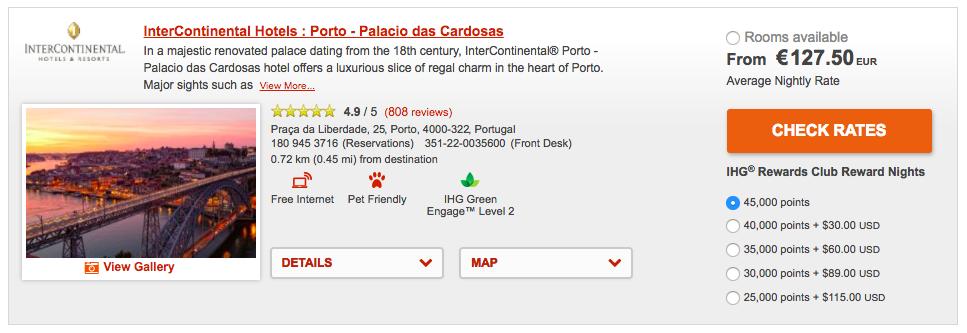 IHG MasterCard @ IC Porto