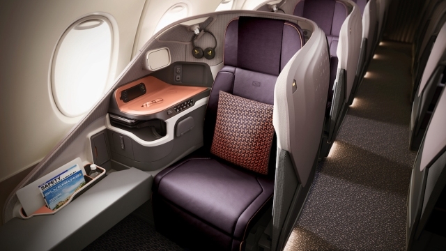 SQ New Business Class 1