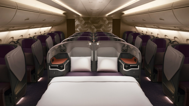 SQ New Business Class 2