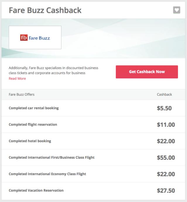 TCB FareBuzz Cashback - Nov17