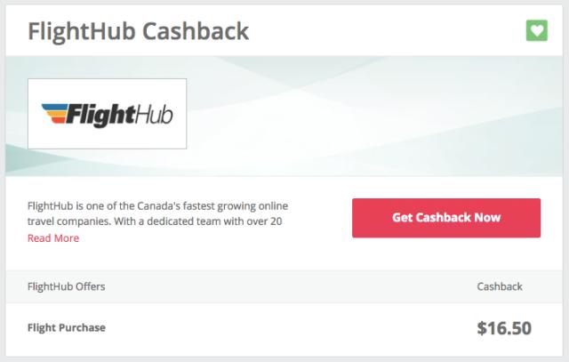 TCB FlightHub Cashback - Nov17