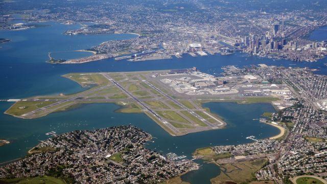 BOS Airport
