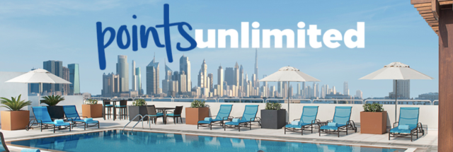 hilton Honors Points Unlimited 1