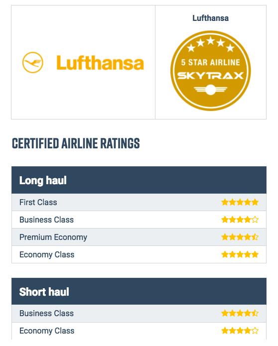 Lufthansa 5-Star Airline 2