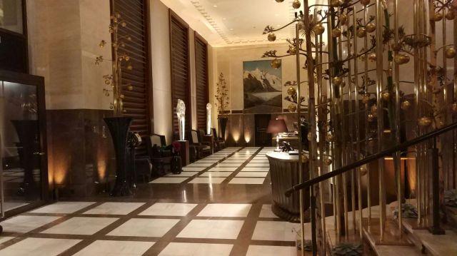 Park Hyatt Vienna Lobby