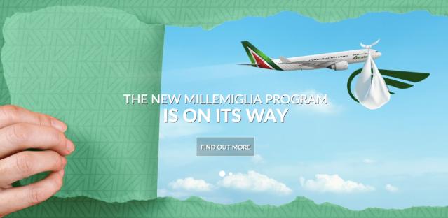 Alitalia New MilleMiglia 1