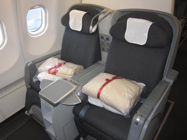 Avianca A330 Business Class