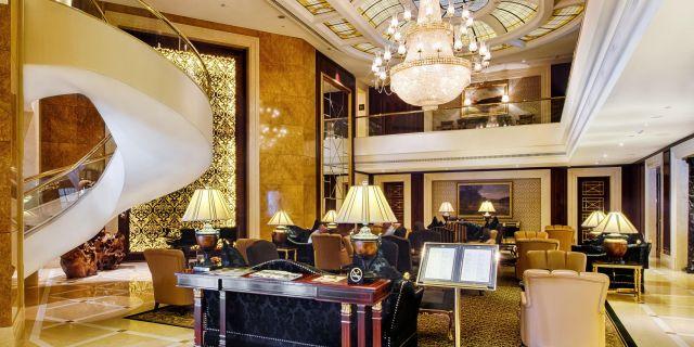 Intercontinental Kiev Lobby