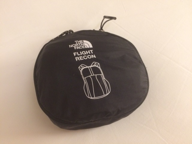 TNF Folding Bag 1