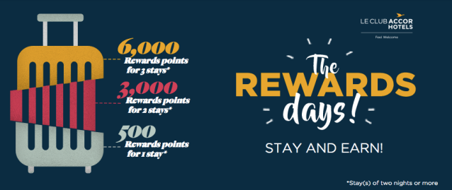 Accor Promo Earn 6000 Points