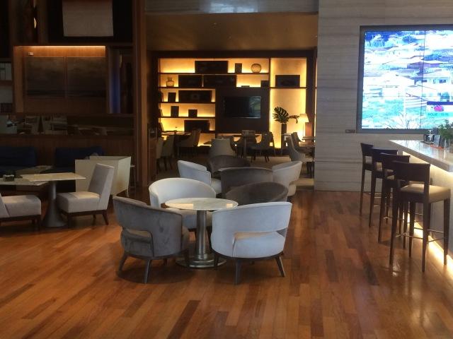 Hilton Barra Lobby 1