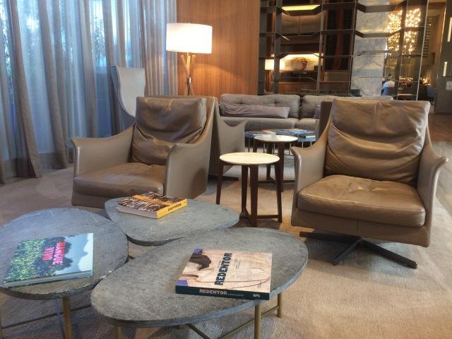 Hilton Barra Lobby 3